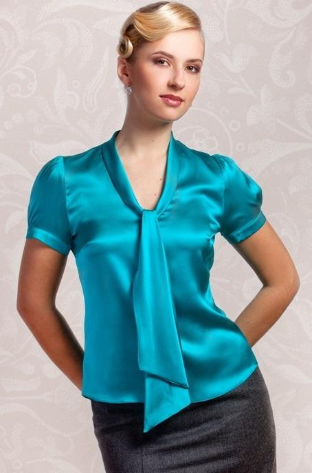 Воздушная Блузка С Доставкой